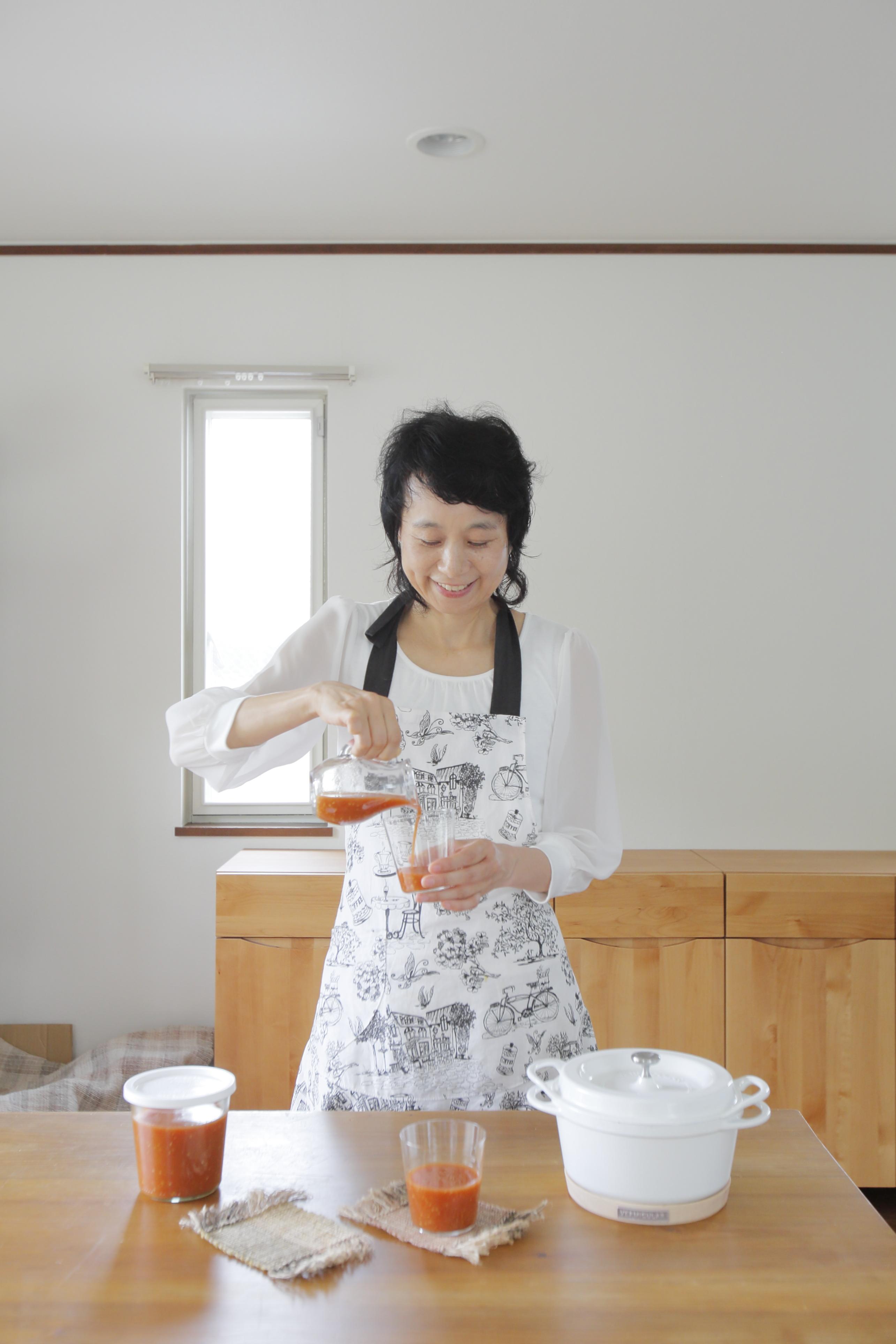 暮らし上手presents「バーミキュラで作る『子供が喜んで食べる野菜レシピ』