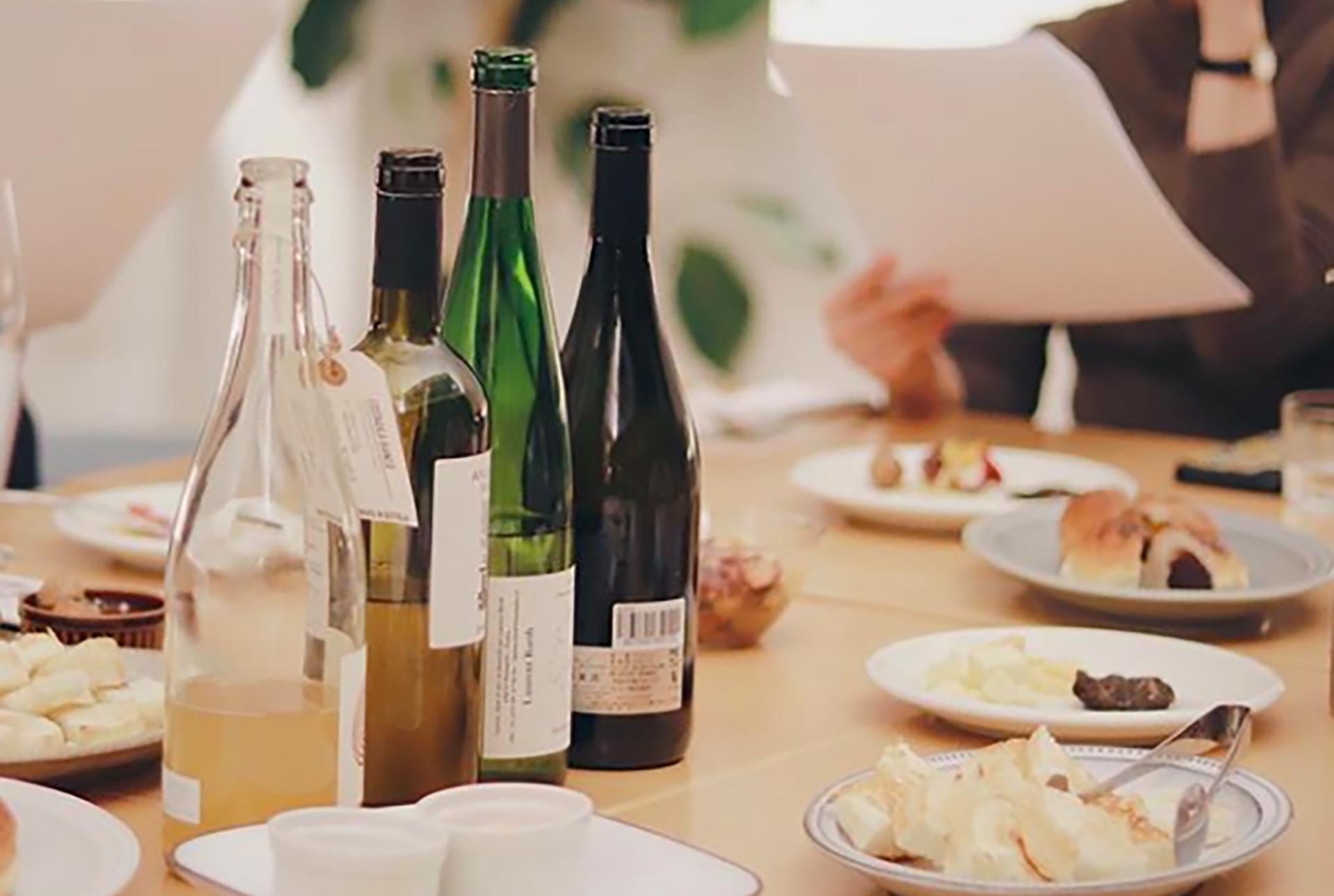 【2月28・29日】自然派ワイン12種類をテイスティングできるイベントを開催!