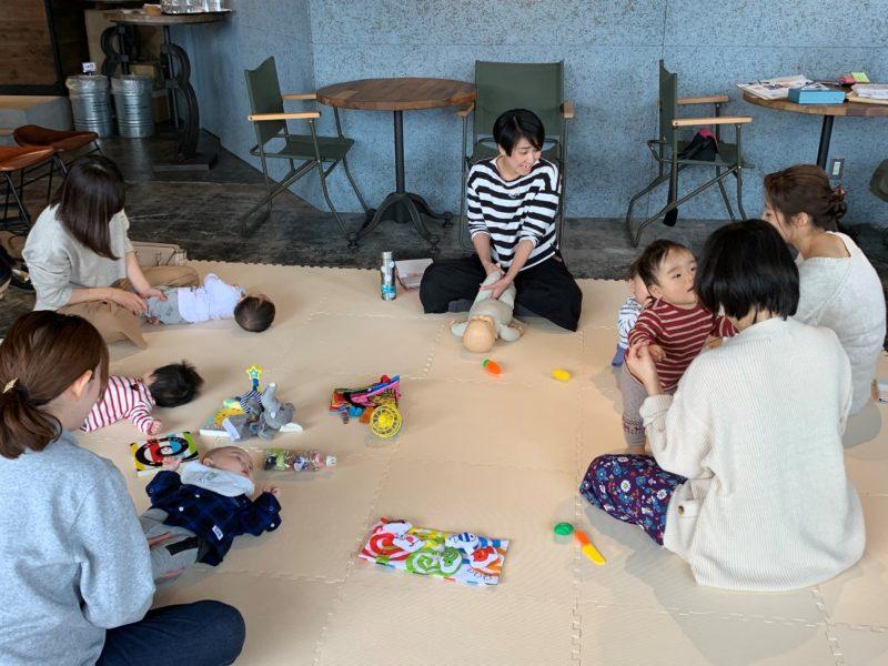 【11月5日】ベビーマッサージ効果をママさんも体感!親子タッチケア講座