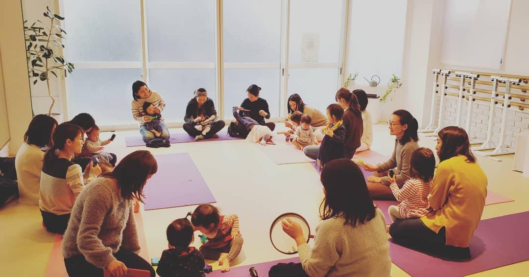 10/11・18(金)親子音楽教室「Music Together Legato 」開催!