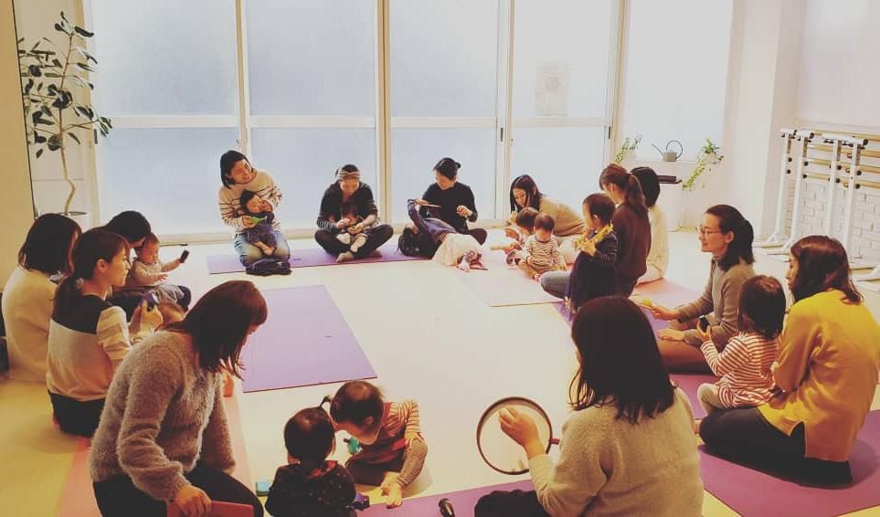 親子音楽教室開催! 2019年10月11日・18日(金)