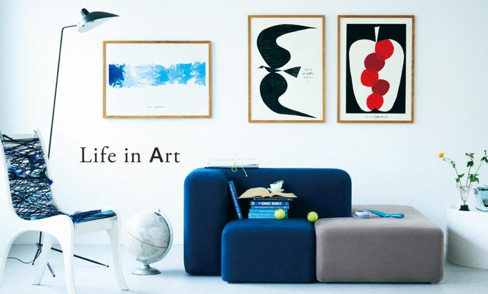 【7月10日〜 / 7月22日〜】Life in Art Satellite Galleryのご案内