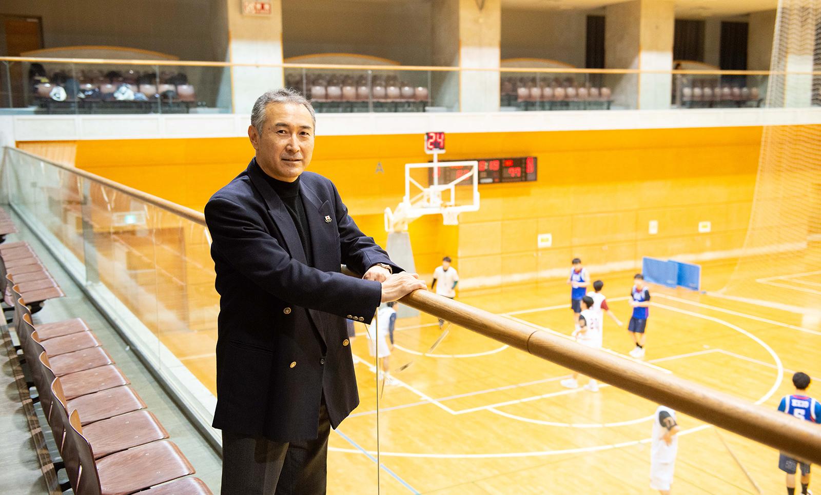 中央区総合スポーツセンター所長 中澤 康弘さん