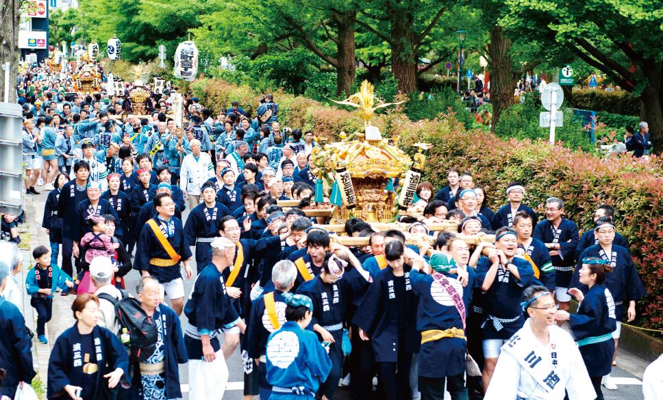 特集は 神田祭!