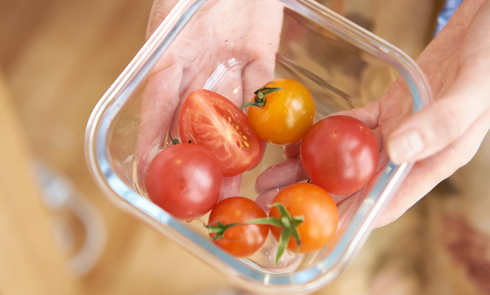 カゴメ×KEYUCA×Hama House トマトの収穫祭「ケチャップで隈取にチャレンジ!」レポート