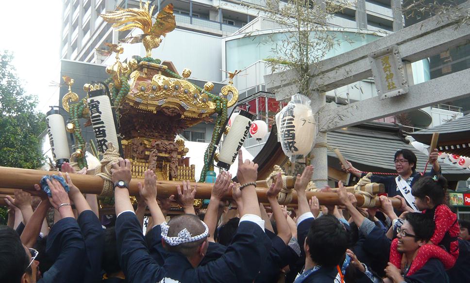神田祭 2017年5月13日(土)、5月14日(日)